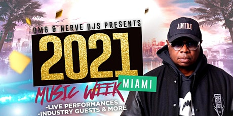 2021 MIAMI MUSIC WEEK NEW ENERGY STAGE tickets