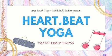 Heart.Beat Yoga Online Class Event tickets