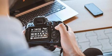 Virtual Photography Class | Portraiture 101 tickets