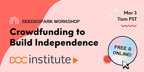Crowdfunding to Build Independence Tickets