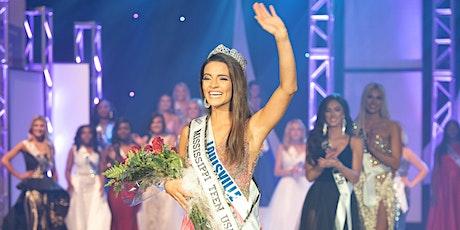 Miss Mississippi Teen USA  2021 Final Show tickets