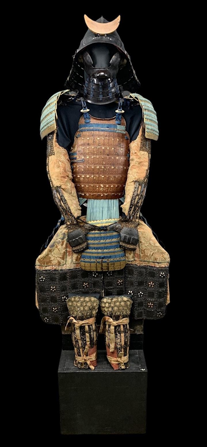 Are you a Samurai Warrior, a Treasure Hunter or a Lover of Fine Art ? image