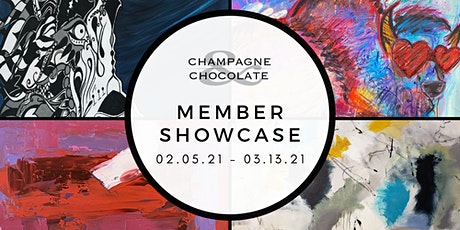 Champagne & Chocolate Member Showcase (Gallery Hours) tickets