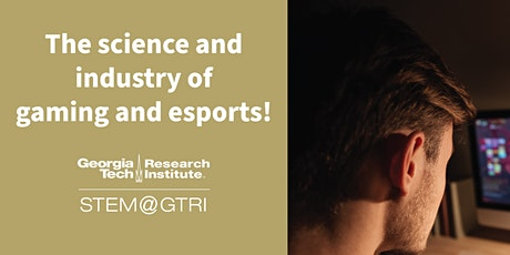 The science and industry of gaming and esports! A student-focused session. tickets