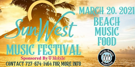 SunWest Music Festival Sponsored by T-Mobile tickets