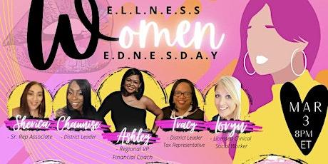 Wellness WOMEN Wednesday tickets