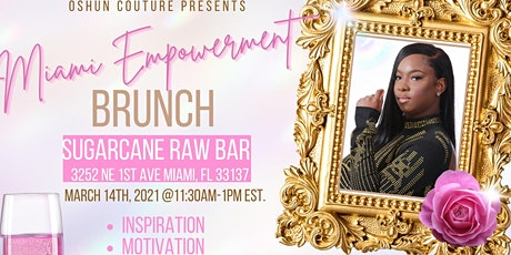 Miami Empowerment Brunch tickets