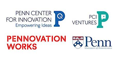 Innovation @ Penn: Virtual Pitch Session tickets