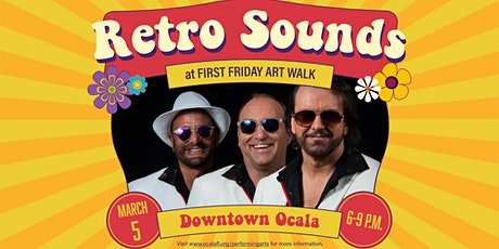 Retro Sounds at First Friday Art Walk tickets
