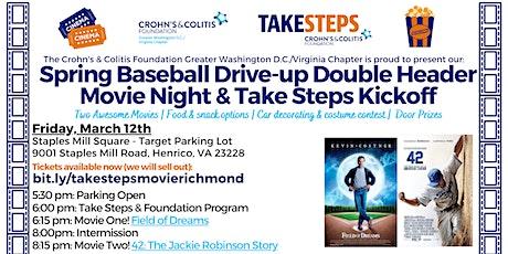 Baseball Drive-up Double Header Movie Night - Crohn's & Colitis Foundation tickets