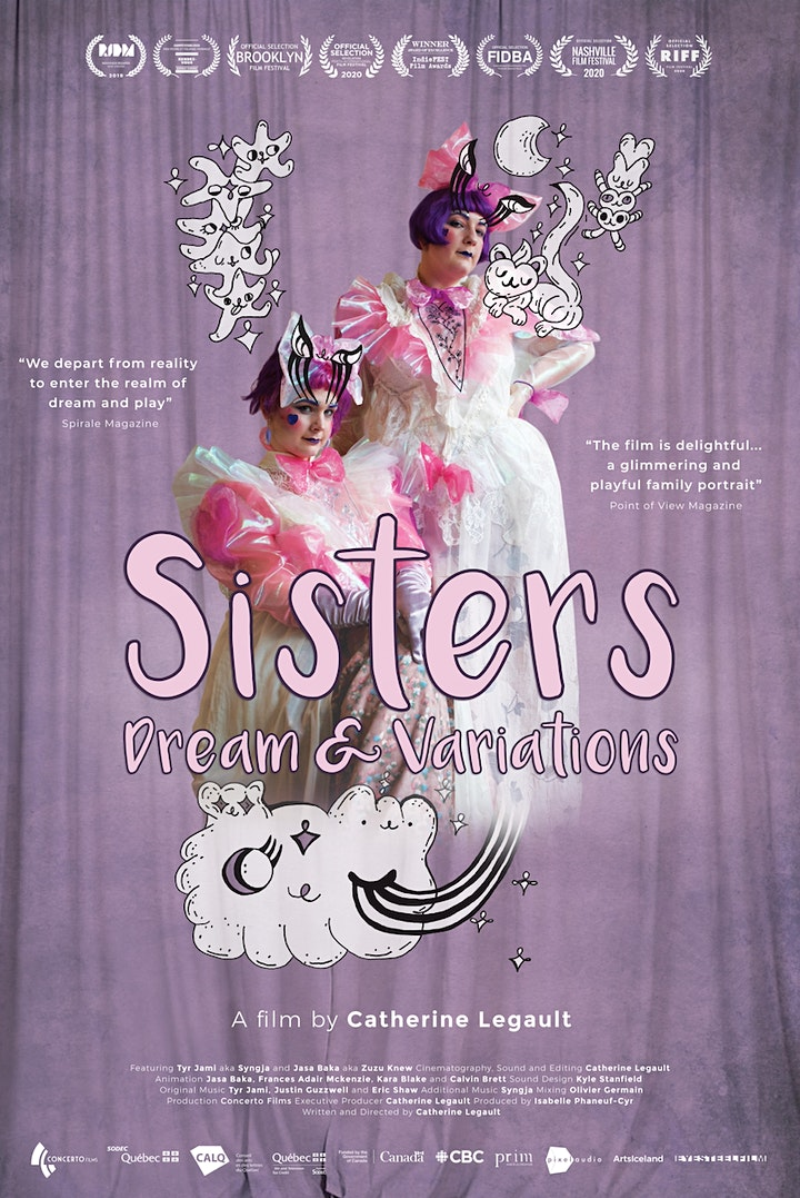 Moving Pictures - Sisters: Dream & Variations image