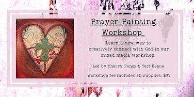Prayer Painting Workshop