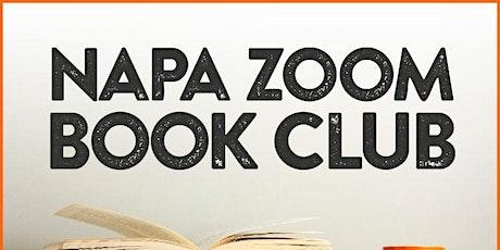 NAPA ZOOM BOOK CLUB-- MARCH tickets