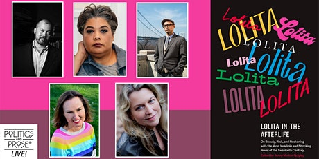 "P&P Live! ""Lolita in the Afterlife"" Author Panel tickets"
