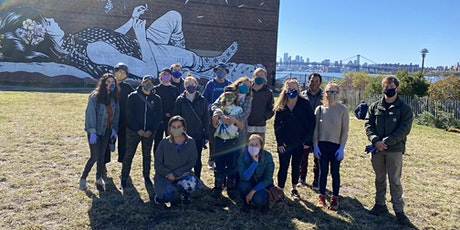 Brooklyn: Bushwick Inlet Park Cleanup and Planting tickets