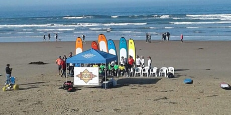 AMPSURF Learn to Surf Clinic May 29 (Pismo Beach, CA) tickets