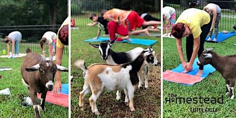 Goat Yoga! tickets