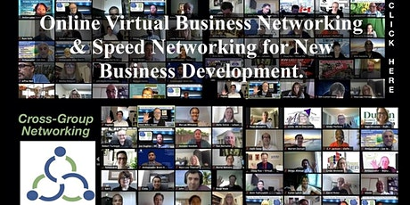 Washington, D.C. Online Virtual Business Networking tickets