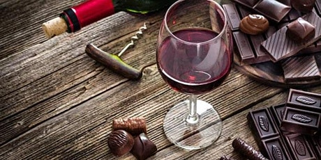 Wine and Chocolate Tasting tickets