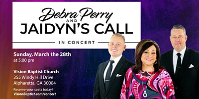 Debra Perry & Jaidyn's Call