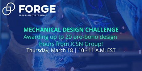 Mechanical Design Challenge (VIRTUAL) tickets