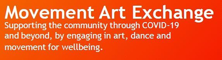 Re-energise - Movement, Art & Dance for Wellbeing image