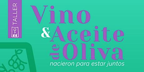 Taller de Vino y Aceite de Oliva entradas