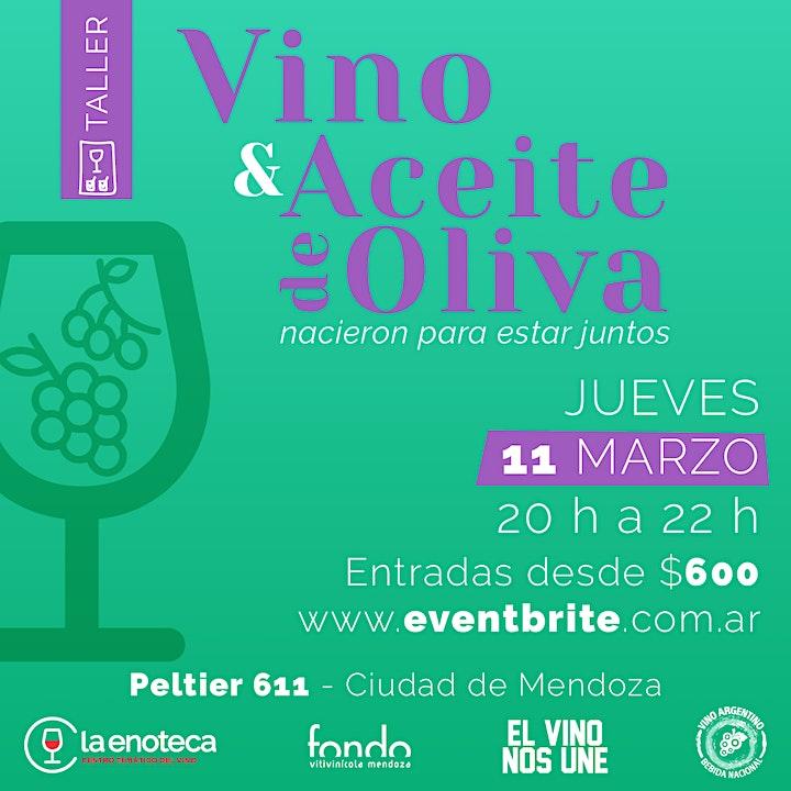 Imagen de Taller de Vino y Aceite de Oliva