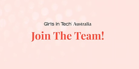 Girls in Tech Australia - Volunteer Night (Virtual and in Sydney!) tickets