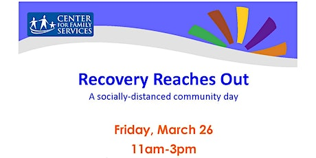 Recovery Reaches Out Curbside Community Event tickets