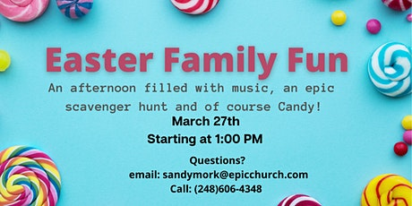 Easter Family Fun! tickets