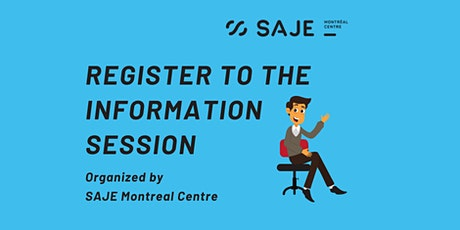 Online Information session (English) tickets