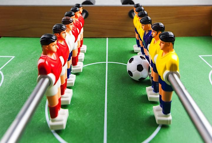 Offutt Foosball Players Challenge image