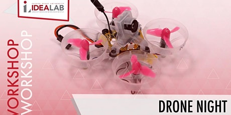 IDEA Lab - Drone Night tickets
