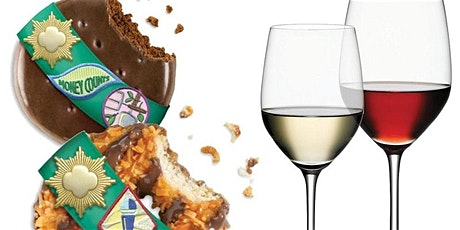 Girl Scout Cookie Wine Pairing tickets