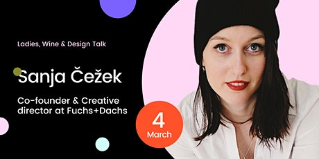 Ladies, Wine & Design Prague: Creative Journeys - Sanja Čežek tickets