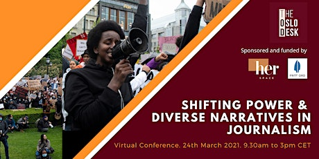 Shifting Power & Diverse Narratives in Journalism tickets