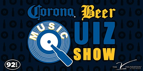 CD 92.9's Corona Beer Music Quiz Show - Benefitting the Jimmy V Foundation tickets