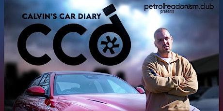 Calvin's Car Diary - CCD THE EVENT - Sunday 27th J tickets