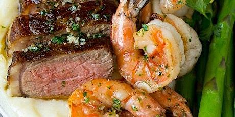 WOODLAND LITTLE LEAGUE SHRIMP & TRI-TIP DRIVE-THRU DINNER tickets