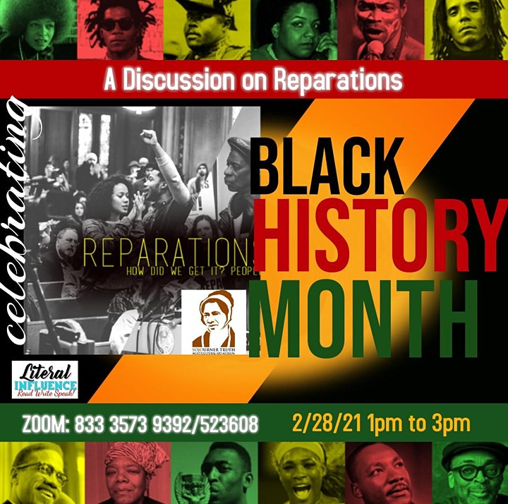 A Discussion on Reparations image