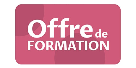 Formation - TSA-102 Intervention structurée et individualisée TSA tickets