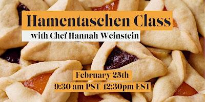 Make Hamantaschen Cookies – Baking Together