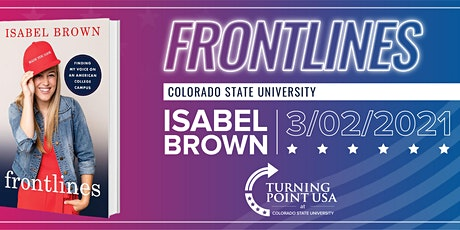 Frontlines with Isabel Brown tickets