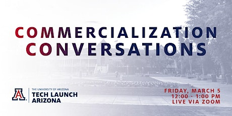 COMMERCIALIZATION CONVERSATIONS tickets