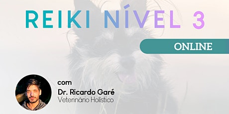 Reiki Nível 3 online - 18 de março ingressos