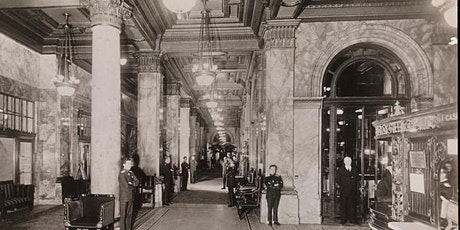 The Waldorf-Astoria and the Making of a Century with Author David Freeland tickets