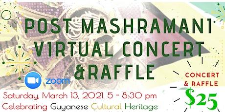 NAR Post Mashramani Cultural Extravaganza and Raffle tickets