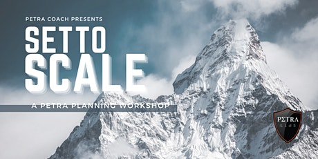 Set to Scale: A Petra Planning Workshop tickets