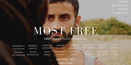 'Most Free' Dance Documentary Premiere  by Ellen Hathaway Dance Company tickets